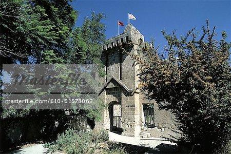 Cyprus, Bellapais, abbey