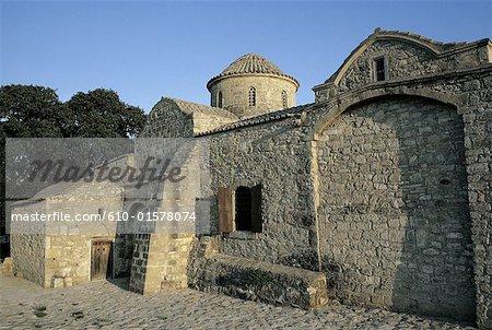 Chypre, Kiti, église de Panayia Angeloktisti