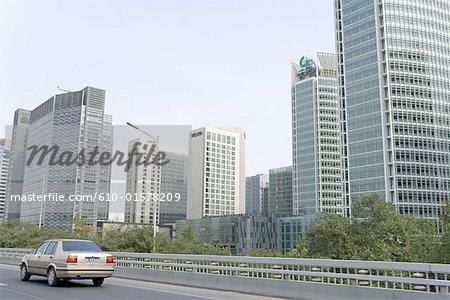 Bâtiments de Chine, Beijing,