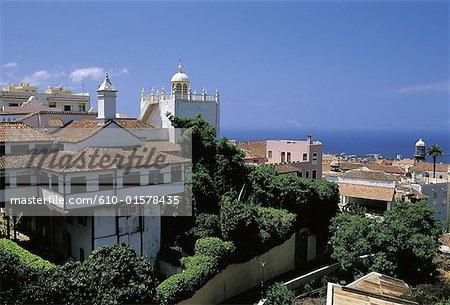 Espagne, Iles Canaries, Tenerife, La Orotava