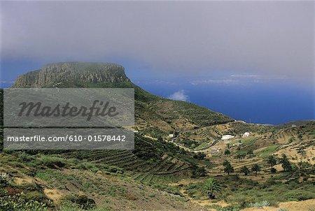 Spanien, Kanarische Inseln, La Gomera, La Fortaleza