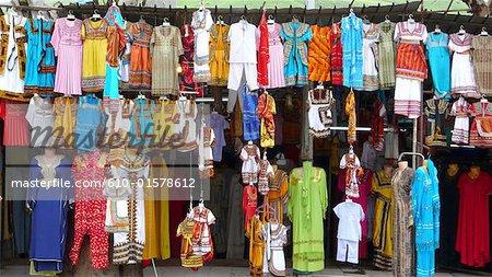 Algeria, Kabylia, Kabyle costumes on the roadside