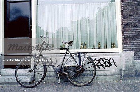 The Netherlands, Utrecht, bike