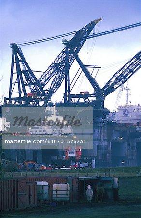 Chantier naval de la Hollande-méridionale, Rotterdam, Pays-Bas