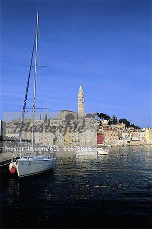 Croatie, Istrie, Rovinj