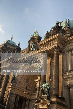 Cathédrale, Berlin, Allemagne