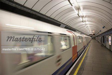 Station Pimlico, Londres, Angleterre