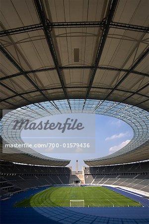 Stade olympique de Berlin, Allemagne