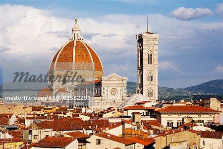 Santa Maria del Fiore, Florence, Italie