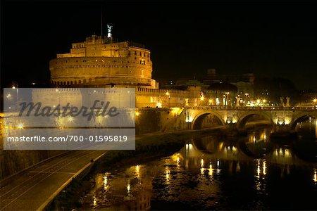 Castel Sant ' Angelo, Rome, Italie