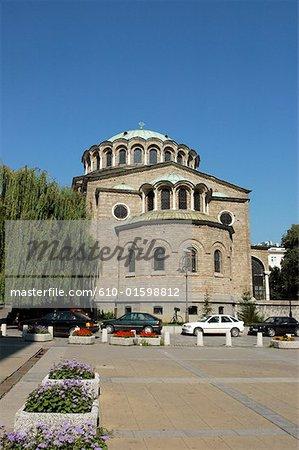 Bulgaria, Sofia, Sveta Nedelya Cathedral