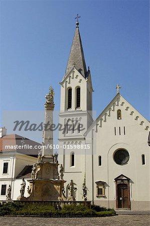 Hungary, Veszprém, Gizella Chapel