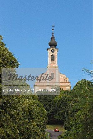 Église de Hongrie, Pécsvarad,