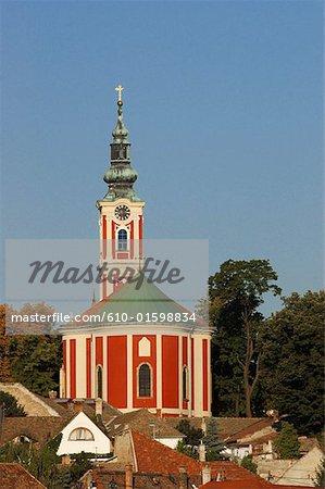 Hungary, szentendre, church
