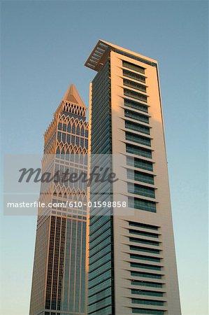 Tour de Dubaï Émirats Arabes Unis, Dubaï,