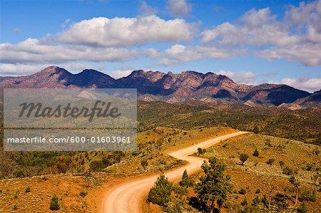Flinders Ranges, Parc National des Flinders Ranges, Australie-méridionale, Australie