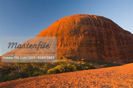 Kata Tjuta, Parc National d'Uluru-Kata Tjuta, territoire du Nord Australie
