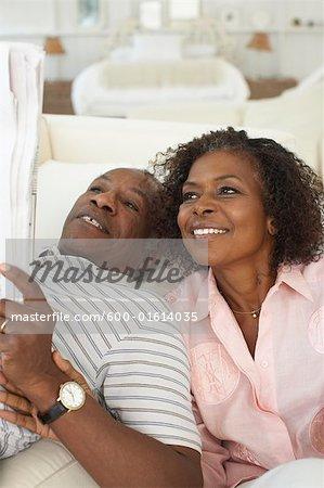 Couple détente