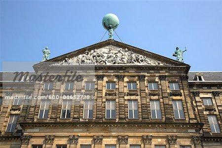 Koninklijk Paleis te Amsterdam, Amsterdam, Pays-Bas