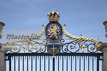 Palais de Noordeinde, la Haye, Pays-Bas