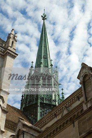 Cathedral of St Peter, Geneva, Switzerland