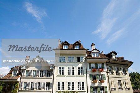La vieille ville, Berne, Suisse