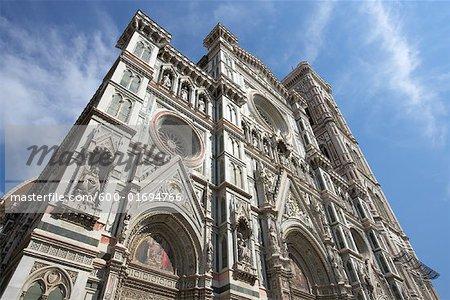 Duomo, Santa Maria del Fiore, Florence, Italie
