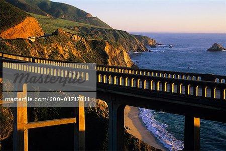 Bixby Bridge, California, USA