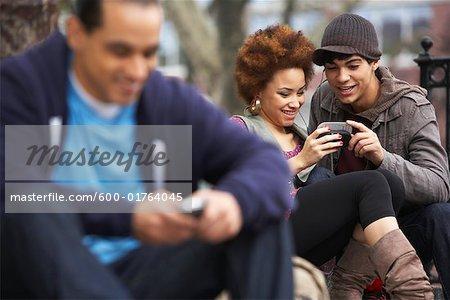 Adolescents traîner
