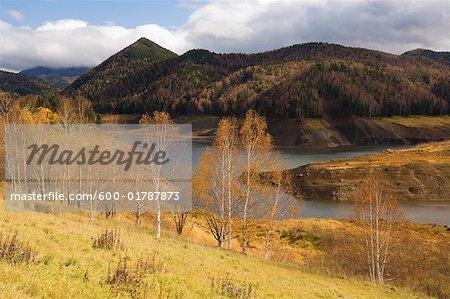 Daisetsu Lake, Parc National de Daisetsuzan, Hokkaido, Japon