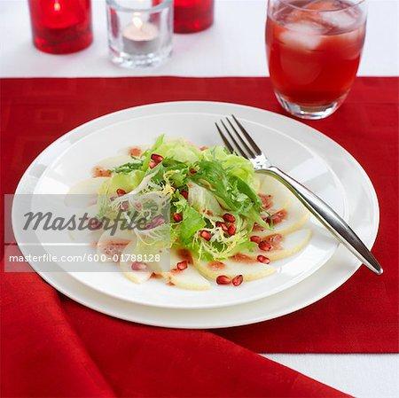 Granatapfel-Salat