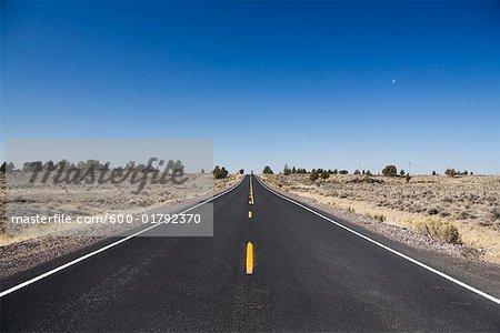Open Road, Oregon, Etats-Unis