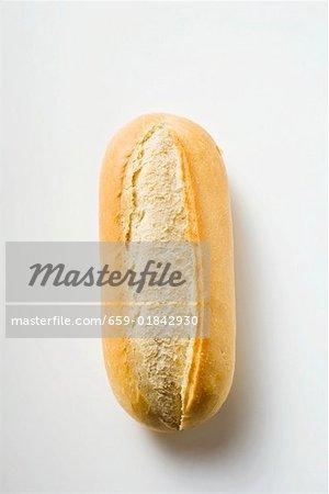 Ein Baguette-roll