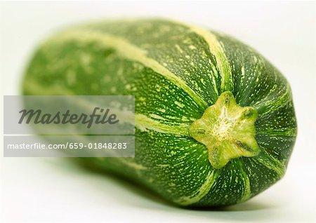 A vegetable marrow