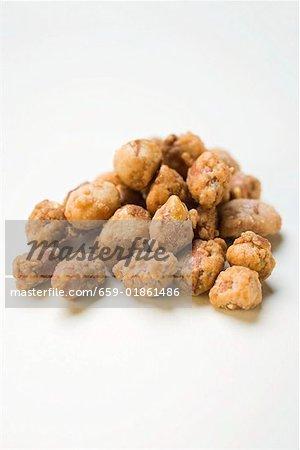 Noix de macadamia à grignoter