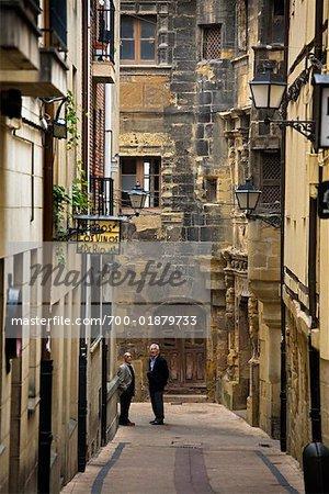 Street Scene, Haro, La Rioja, Spain