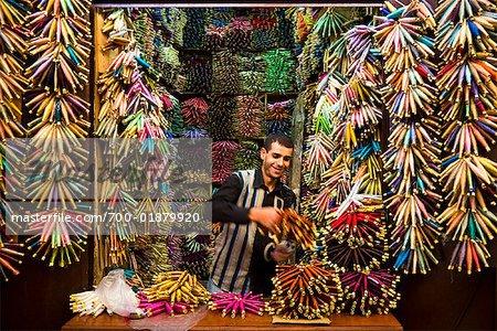 Thread and Textile, Medina of Fez, Morocco