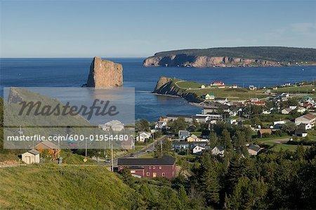 Rocher Percé, Gaspésie, Québec, Canada