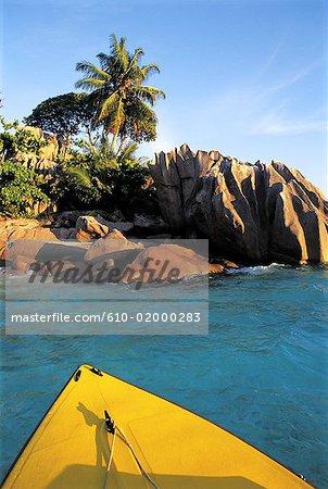 Île des Seychelles, Praslin, Saint-Pierre