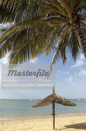 Sénégal, Petite côte, Saly, plage