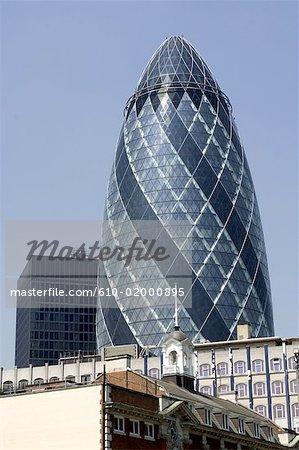 England, London, the city, building