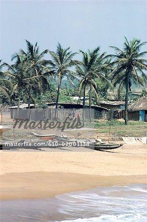 Plage de Togo, Krémé,