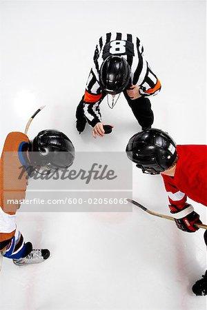 Hockey Face-off
