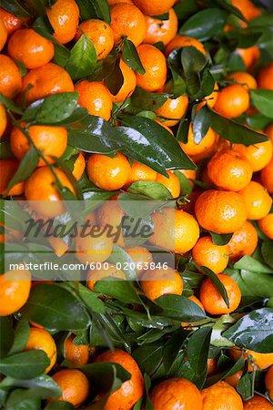 Close-up of Fruit at Market, Chau Doc, An Giang, Vietnam