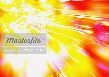 Image lumineuse (CG)