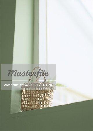 Panier de fenêtre