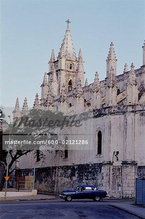 Iglesia del Santo Angel Custodio, la Havane, Cuba