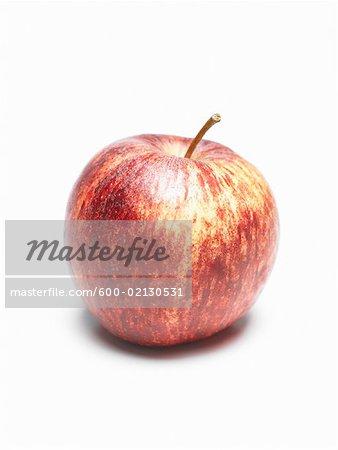 Stillleben mit Royal Gala Apfel