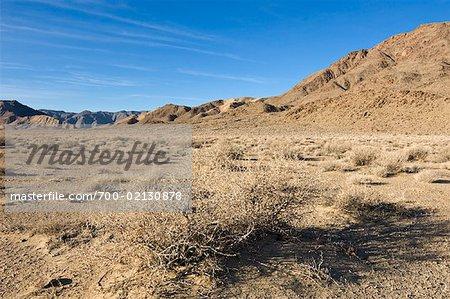 Gamme de dernière Chance, Death Valley, Californie, USA