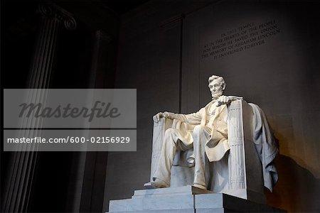 Lincoln Memorial, Washington, DC, USA